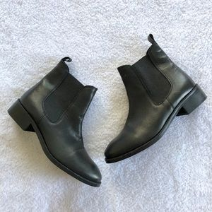 ASOS Men's Black Chelsea Boot